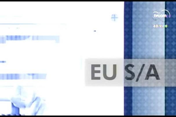 TVCOM Tudo+ - Quadro EU S/A - Os segredos da performance genial - 04.08.15
