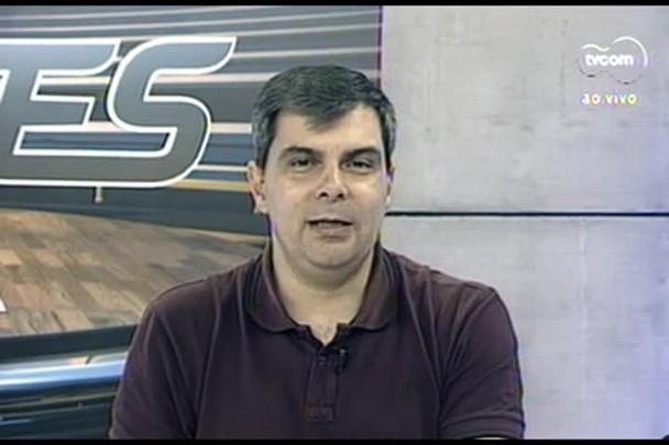 TVCOM Esportes. 3ºBloco. 26.08.15