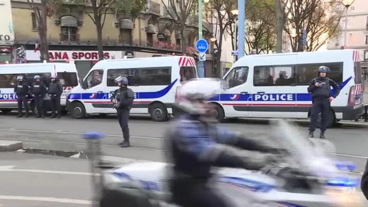 Operação busca suspeitos de atentados aos arredores de Paris