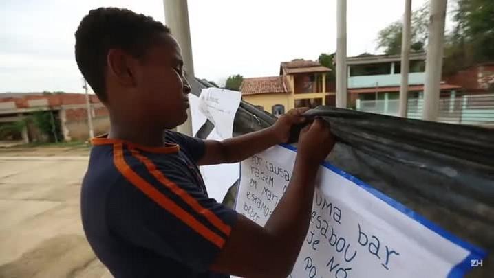 O que pensam crianças e adolescentes sobre a tragédia do Rio Doce