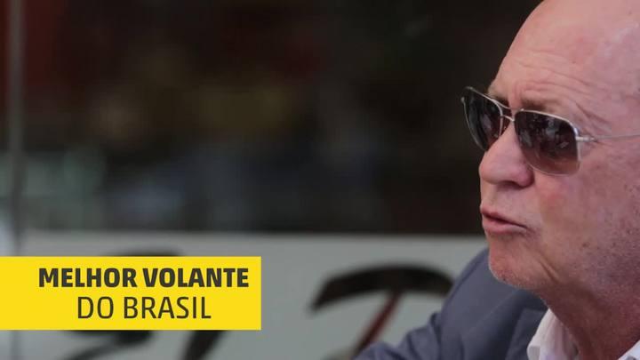 Cinco perguntas para Paulo Roberto Falcão
