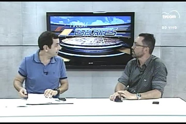TVCOM Esportes. 2º Bloco. 29.12.15
