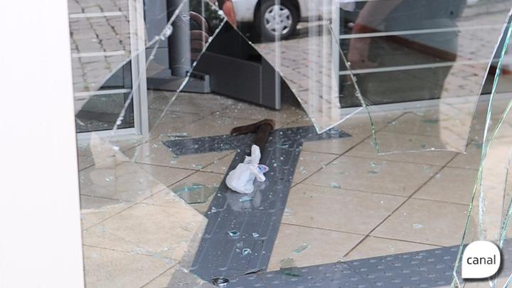 Vigilante conta como foi a ação de criminosos em assalto a banco em Flores da Cunha