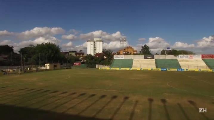Vieirão, casa do Cruzeiro