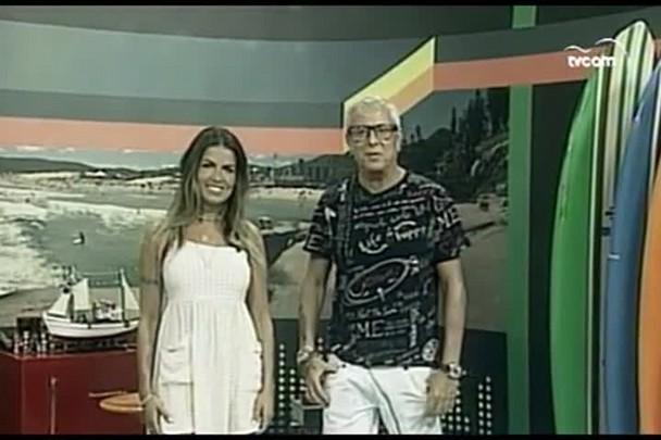TVCOM De Tudo um Pouco. 1º Bloco. 20.03.16