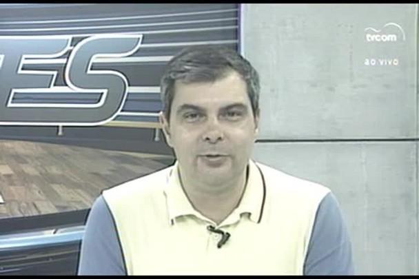 TVCOM Esportes. 4º Bloco. 07.04.16