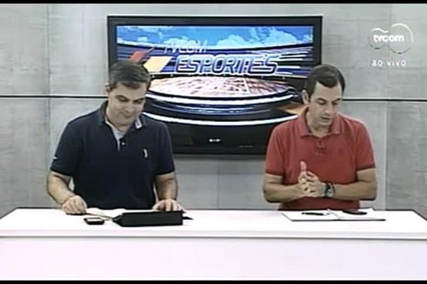 TVCOM Esportes. 1º Bloco. 12.04.16