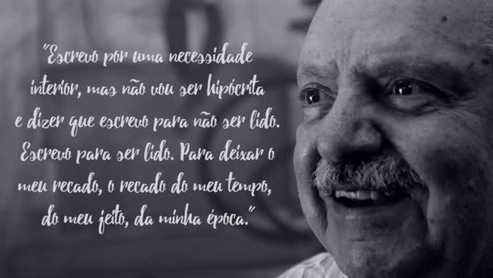 Homenagem ao jornalista e escritor Salim Miguel