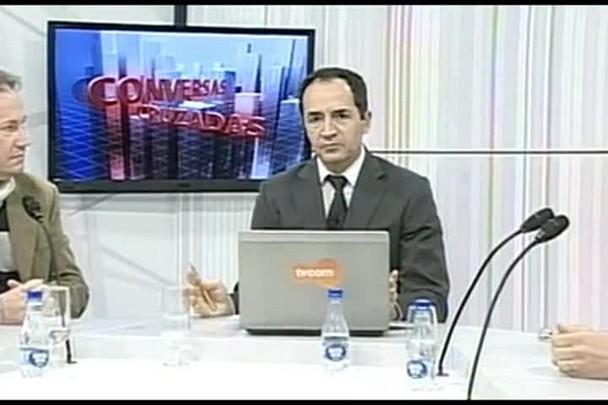 TVCOM Conversas Cruzadas. 3º Bloco. 20.05.16