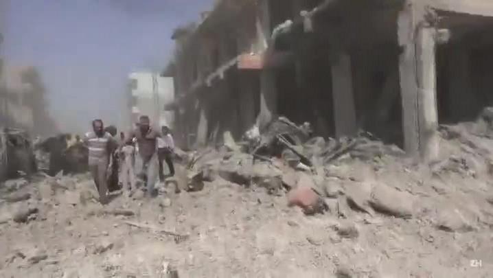 Atentado do EI no norte da Síria deixa 44 mortos