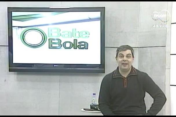 TVCOM Bate Bola. 1º Bloco. 01.08.16