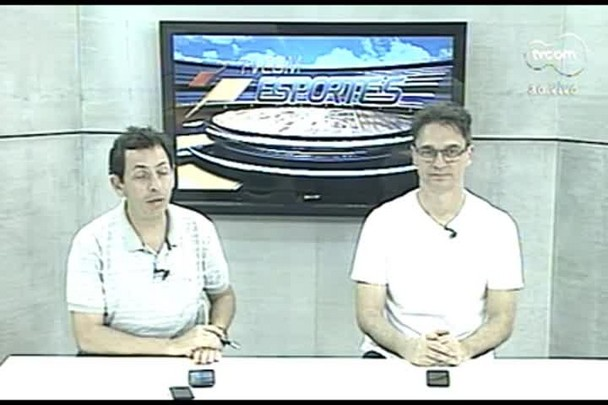 TVCOM Esportes. 4º Bloco. 23.09.16