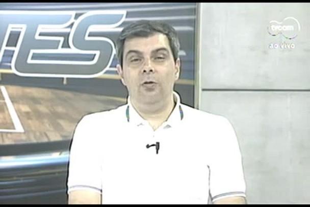 TVCOM Esportes. 3º Bloco. 19.10.16