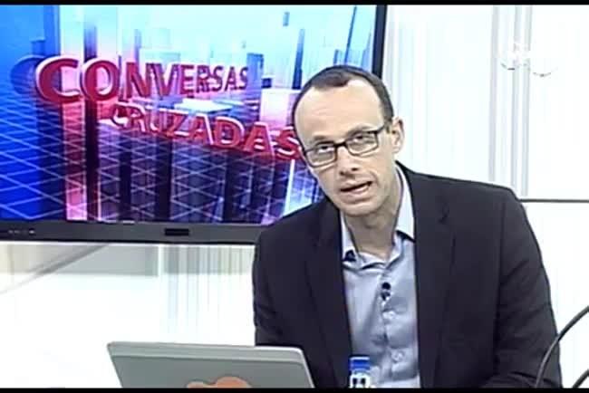 TVCOM Conversas Cruzadas. 3º Bloco. 24.10.16