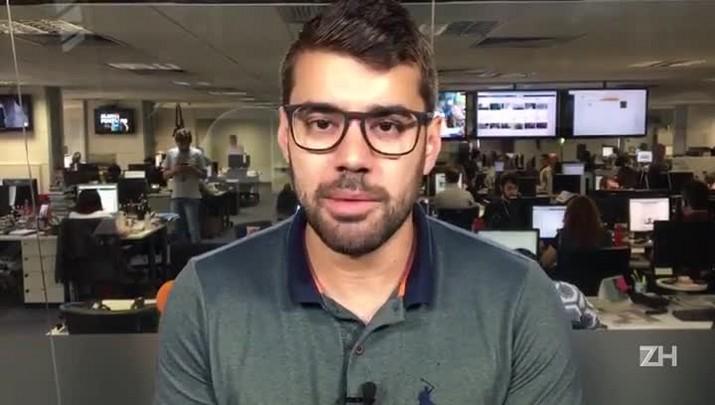 Diori Vasconcelos comenta a arbitragem de Bahia x Grêmio