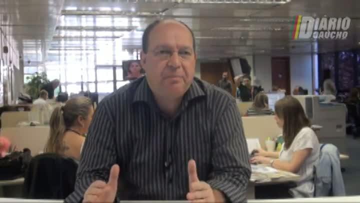 Candidatos falam sobre o primeiro ato administrativo na prefeitura: Érico Corrêa