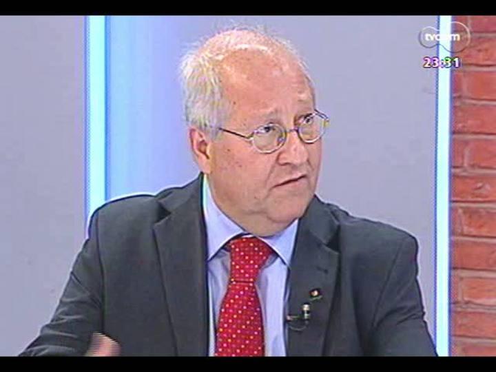Mãos e Mentes - Reitor da UERGS, Fernando Guaragna - Bloco 1 - 08/02/2013