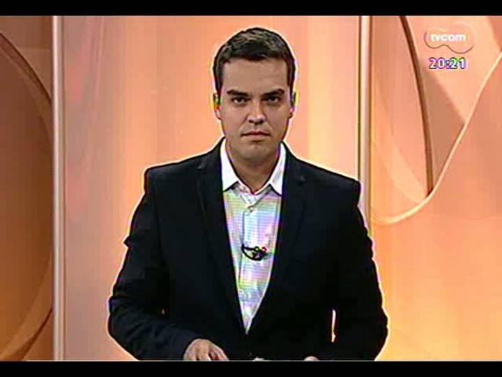 TVCOM 20 Horas - Conflito entre PT e PSB - Bloco 3 - 19/02/2013