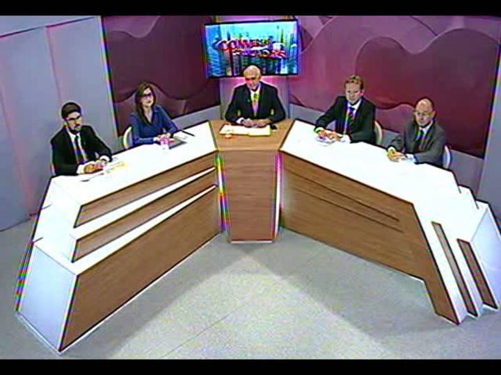Conversas Cruzadas - O que é possível fazer para agilizar o pagamento de precatórios que estão na fila de espera do Estado - Bloco 1 - 28/02/2013
