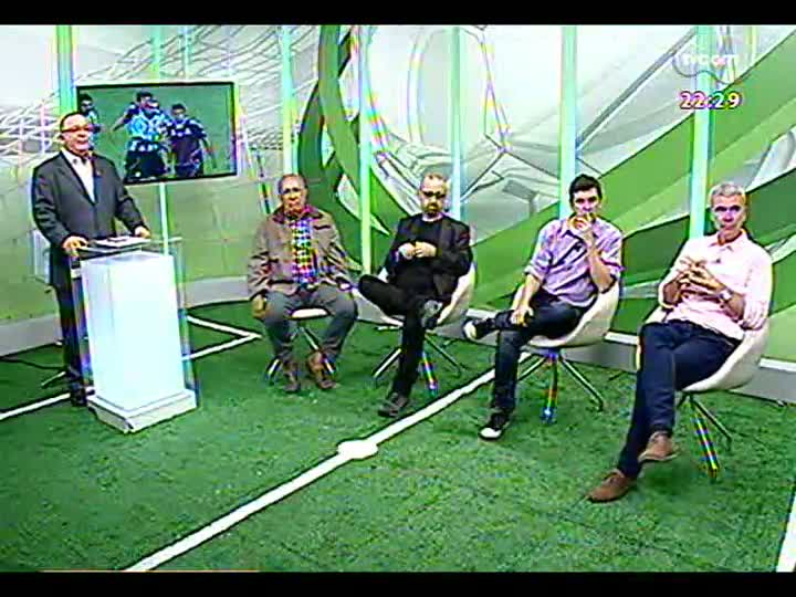 Bate Bola - Rodada do Gauchão com visita do ex-presidente do Grêmio, Paulo Odone, e o jornalista Kenny Braga - Bloco 4