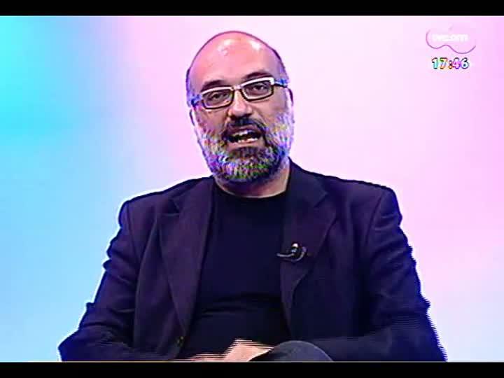 Programa do Roger - Confira uma entrveista com o escritor Daniel Galera - bloco 1 - 13/05/2013