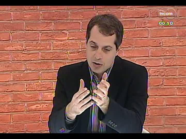 Mãos e Mentes - Secretário de Segurança do RS, Airton Michels - Bloco 4 - 19/06/2013