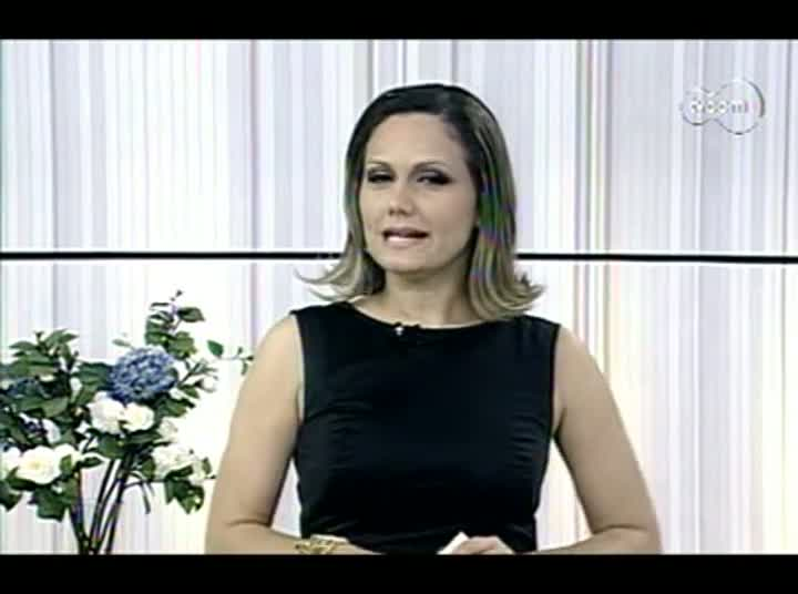 TVCOM Tudo Mais - Coach Carolina Linhares - 13-08-2013