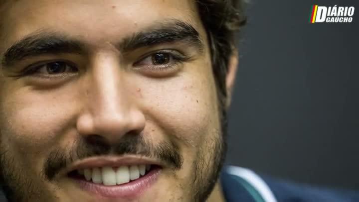 Caio Castro enlouquece as gaúchas