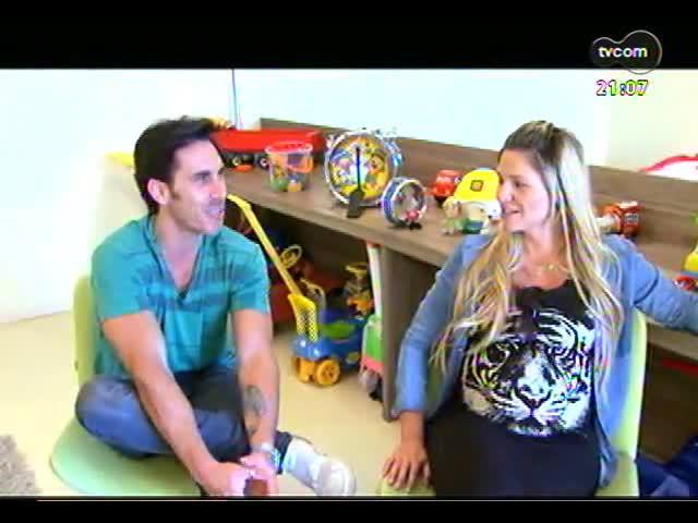 TVCOM Tudo Mais - Sonhos de infância de personalidades do estado viram charge: Claus e Vanessa