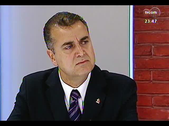 Mãos e Mentes - Marco Aurélio Martins Xavier, titular do projeto Jecrim nos estádios - Bloco 3 - 30/10/2013