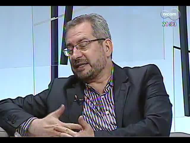 TVCOM Tudo Mais - Irineu Guarnier Filho fala sobre um vinho premiado que vem do Líbano