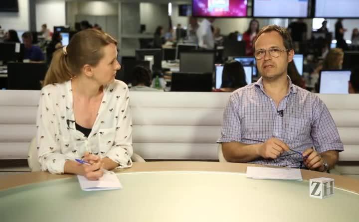 Repórteres de Zero Hora analisam as perspectivas da ativista Ana Paula Maciel