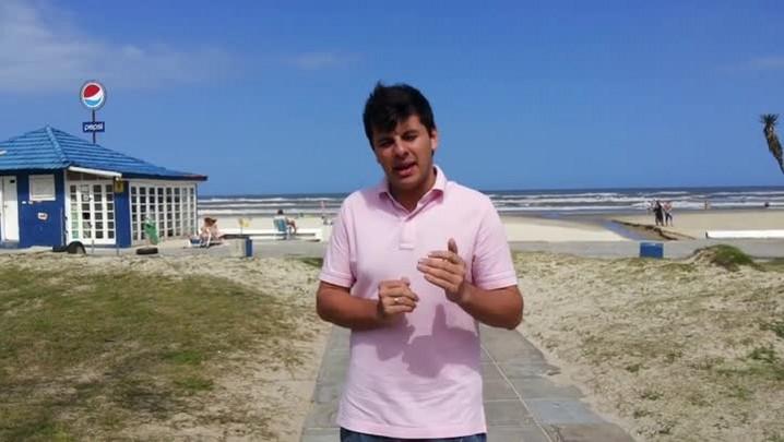 Super-Repórter vai à praia conferir o aumento dos preços nos produtos vendidos na beira da praia. 27/11/2013