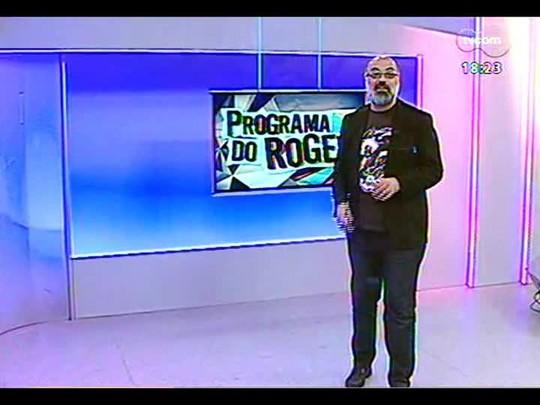 Programa do Roger - Lojinha do Roger e o novo clipe de David Bowie - Bloco 4 - 05/12/2013