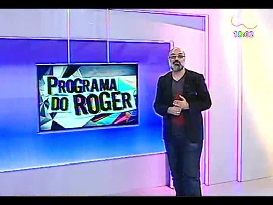 Programa do Roger - Conversa sobre as estreias nos cinemas de Porto Alegre - Bloco 2 - 06/12/2013