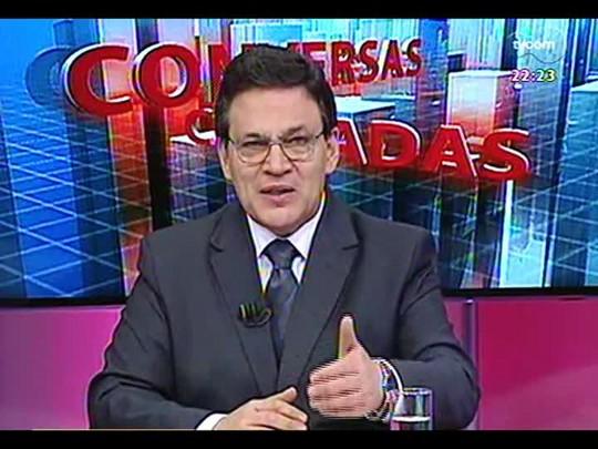 Conversas Cruzadas - Prefeito José Fortunati faz balanço de 2013 e fala das expectativas para 2014 - Bloco 2 - 27/12/2013