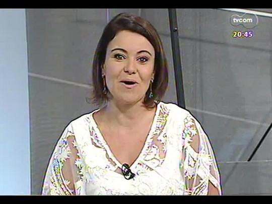 TVCOM Tudo Mais - Eleone Prestes fala sobre os primeiros dias da Mostra Casa & Companhia na Praia.