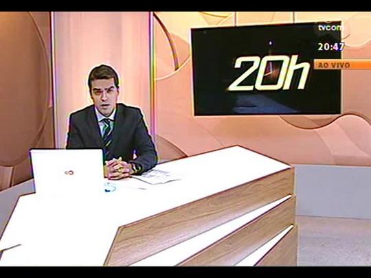 TVCOM 20 Horas - Programa especial em homenagem às vítimas da tragédia de Santa Maria - Bloco 3 - 27/01/2014