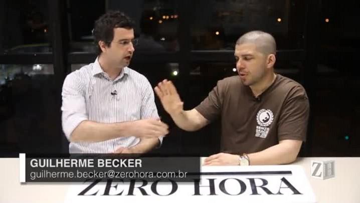 """No Mundo das Lutas: \""""sem reposição hormonal, Vitor Belfort deve ter dificuldades\"""", diz Caju Freitas"""