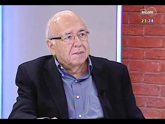 Mãos e Mentes - Escritor, jornalista, cronista e cartunista Luis Fernando Veríssimo - Bloco 3 - 23/03/2014