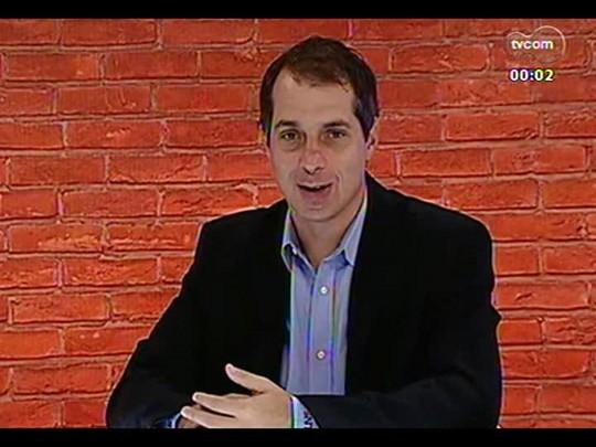 Mãos e Mentes - Coordenador do Cidade Baixa em Alta Tiago Faccio - Bloco 3 - 25/03/2014