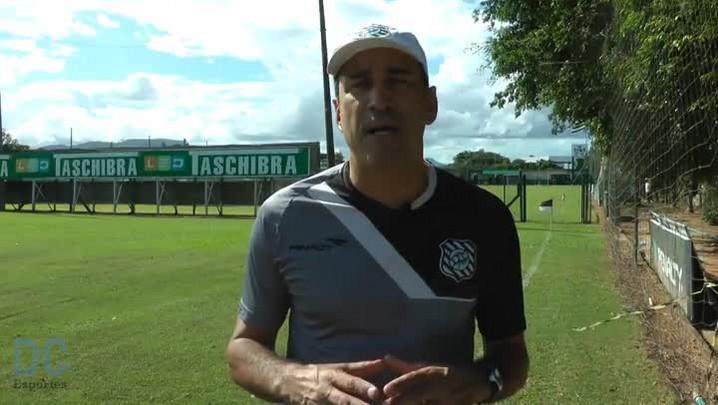 Vinícius Eutrópio analisa as chances do Figueirense na Copa do Brasil