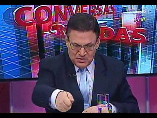 Conversas Cruzadas - Debate sobre o financiamento de campanha eleitoral - Bloco 4 - 04/04/2014