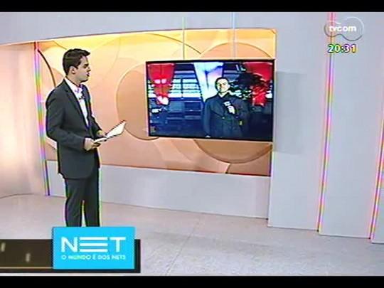 TVCOM 20 Horas - Confira como serão as mudanças e bloqueios de trânsito durante a Copa do Mundo em Porto Alegre - Bloco 3 - 23/05/2014
