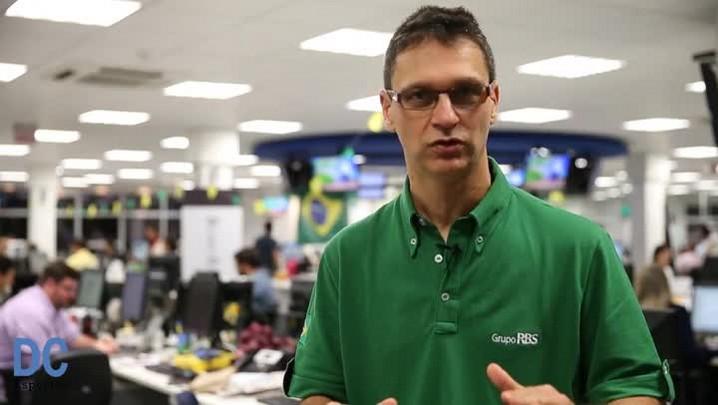 """Marcos Castiel: \""""Seleção Brasileira protagoniza um desastre tático\"""""""
