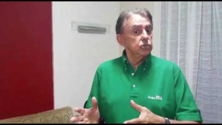 """Roberto Alves: \""""O Brasil melhorou o suficiente para passar pela Colômbia\"""""""
