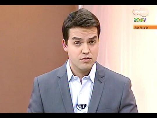 TVCOM 20 Horas - Projeto tem como objetivo criar mil novos leitos hospitalares - Bloco 2 - 10/07/2014