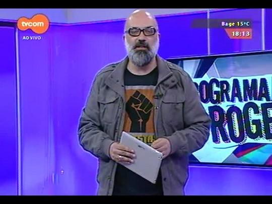 Programa do Roger - Banda Delittus - Bloco 3 - 02/09/2014
