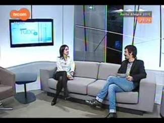 TVCOM Tudo Mais - 'Rede Social': Fernanda Pandolfi fala sobre negociação do Ballet Bolshoi com o RS