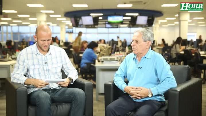 """Miguel Livramento: \""""Avaí precisa vencer sete jogos para subir\"""""""